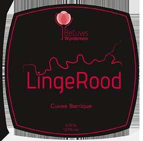 LingeRood Cuvee Barrique 2013