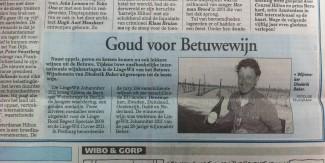 Telegraaf/ Stan Huygens Journaal
