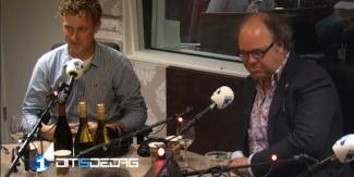 Radio 1, met Nicolaas Klei
