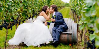 Trouwen in de wijngaard?