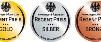 Zilveren médaille voor LingeRood Regent 2010