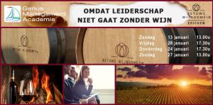 Genua Management Academie 2019 Betuws Wijndomein