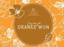 Jasmijn | Orange Wijn 2018